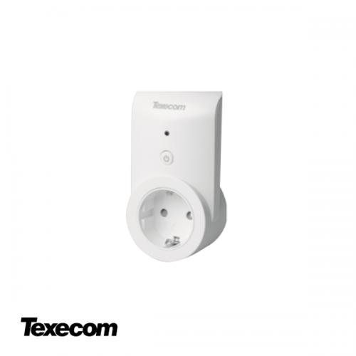 Texecom Connect domotica home plug