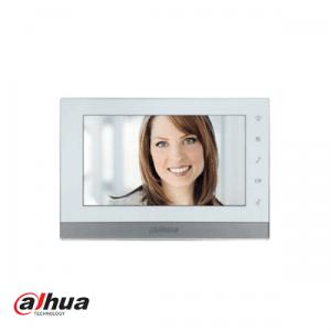 "Dahua 7"" intercom 2-wire binnenpost touch screen"