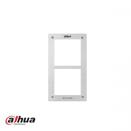 Dahua Front Panel voor 2 modules