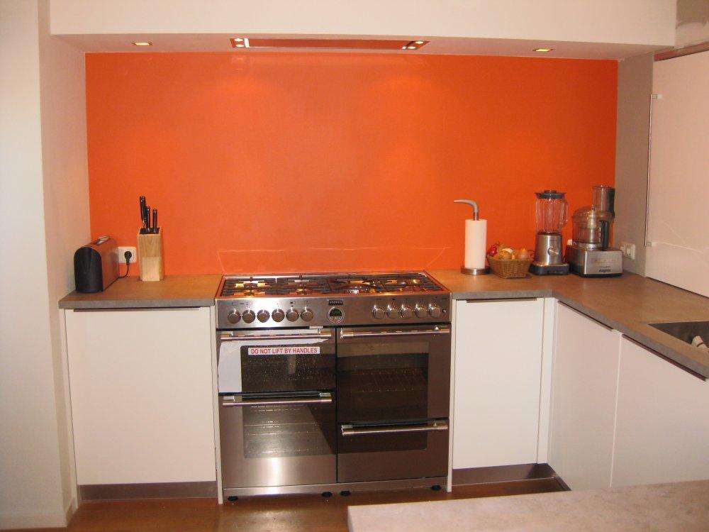 Bokmerk keuken achterwand kleuren  UWkeukennl