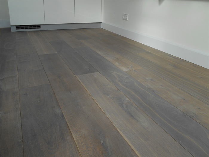 Eiken houten vloeren gerooktBax Houthandel  Product in