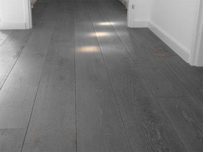 Eiken houten vloeren grey washBax Houthandel  Product in