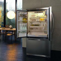 Kitchen Aid Stoves Replacing Cabinets Kitchenaid Amerikaanse 3-deurs Koelkast - Product In Beeld ...