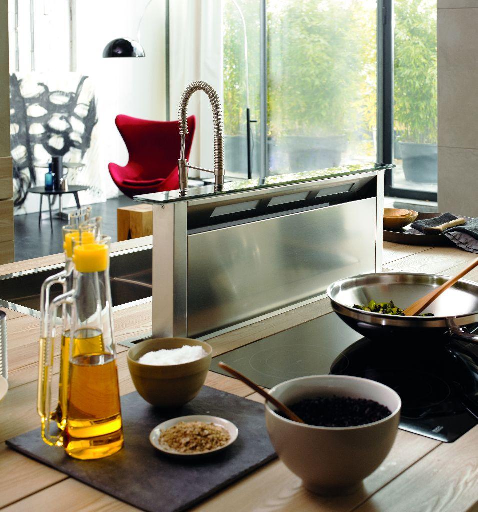 kitchen aid stoves popular flooring kitchenaid downdraft afzuigkap 90 cm - product in beeld ...