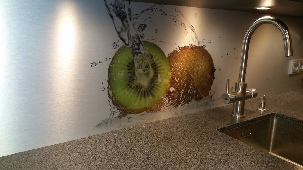 Visualls keukenachterwand Butler  Product in beeld