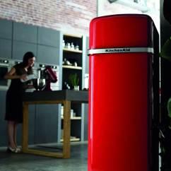Kitchen Aid And Bath Store Kitchenaid Presenteert De Nieuwste Koelkast: Iconic Fridge ...