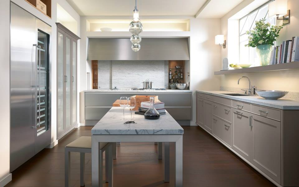 SieMatic BeauxArts moderne klassieke keuken  UWkeukennl