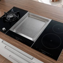 Kitchen Aid Gas Stove Small Apartment Table Stel Je Ideale Kookplaat Samen Met Siemens Domino - Nieuws ...