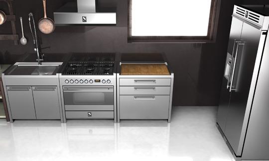 Cucine Steel Prezzi