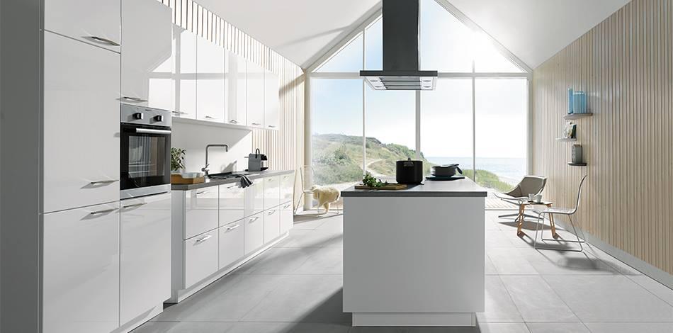 Keukentrend het keukeneiland fotos  UWkeukennl