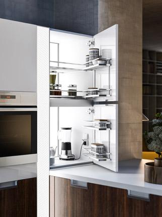 Snaidero Lux  Italiaans keukendesign  UWkeukennl