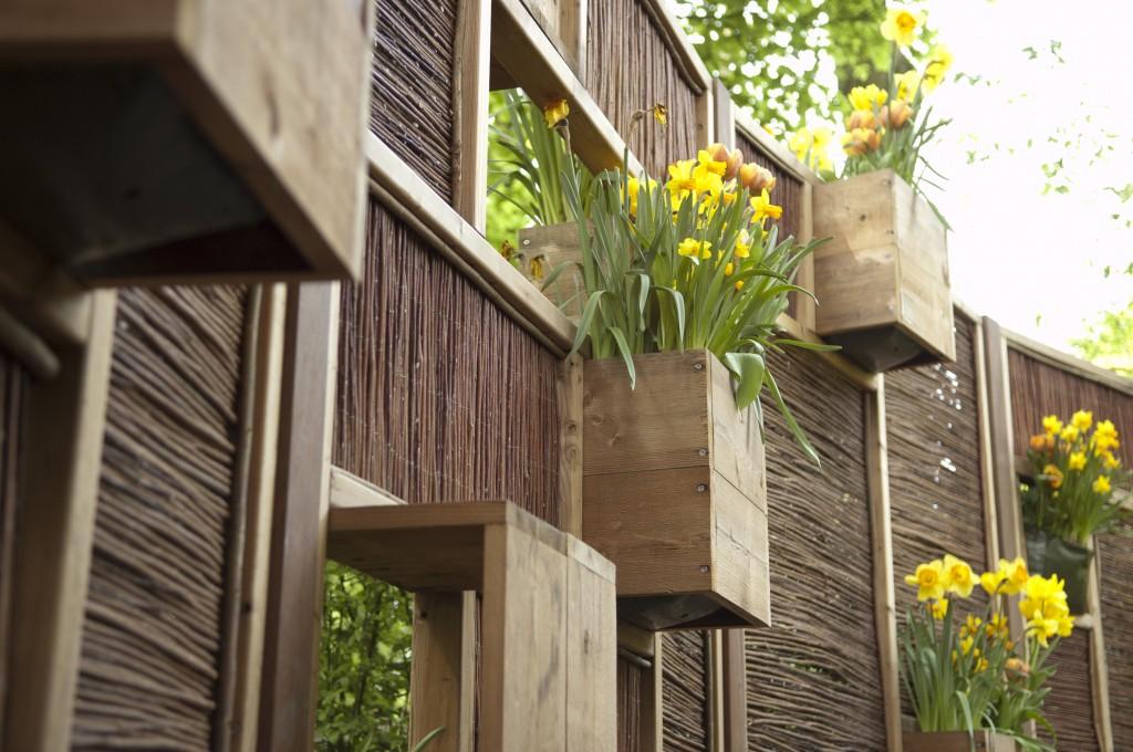 Buurjongens groenschutting  Nieuws  tuin ideen  UWtuinnl