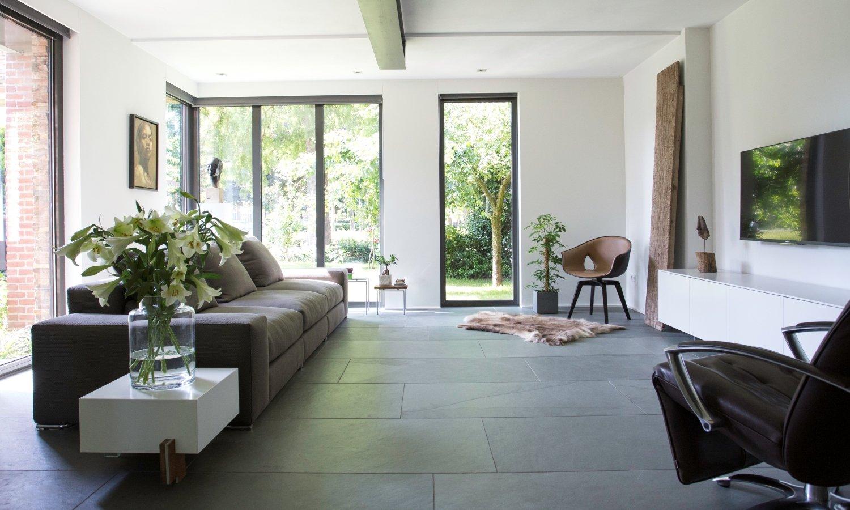 Natuursteen en keramisch parket voor binnen  buiten