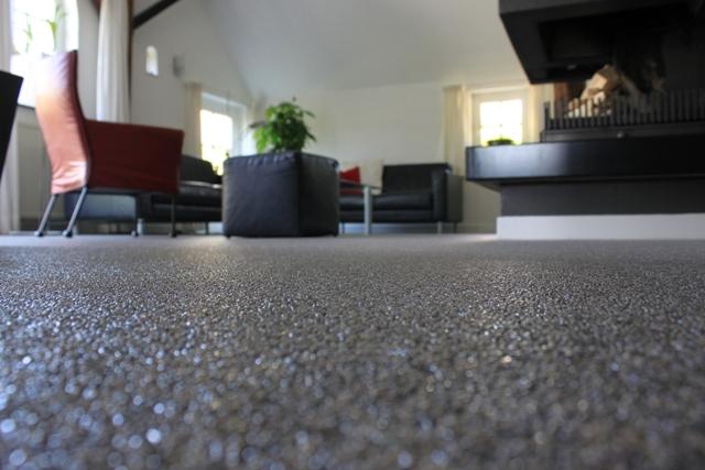 Slijtvaste grindvloeren voor binnen en buiten  Nieuws