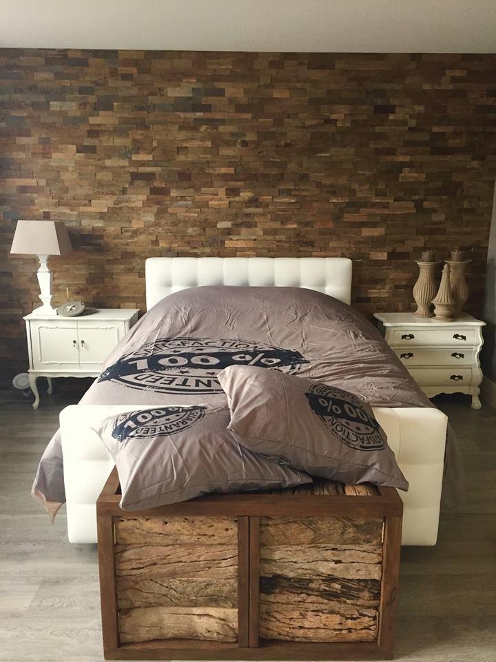 Deuren van oud hout op maat gemaakt  UWwoonmagazinenl