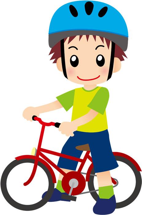 ヘルメット 自転車 息子 子供