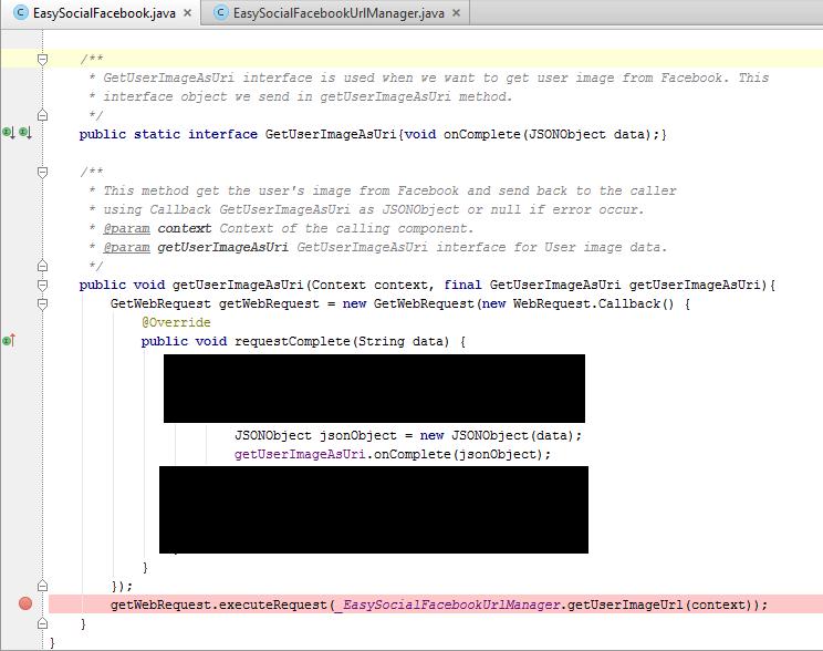 Get image code.
