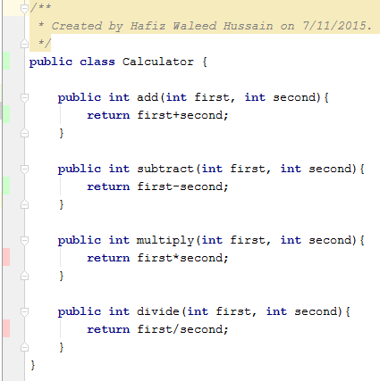 Code coverage 3