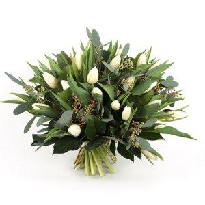 Witte tulpen | Tulpen bezorgen | Uwbloemenman.nl
