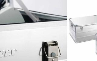 Enders-Aluminiumboxen