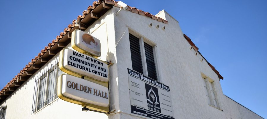East African Community and Cultural Center - Golden Hall