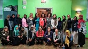 Connecting Souls monthly program for girls at United Women of East Africa
