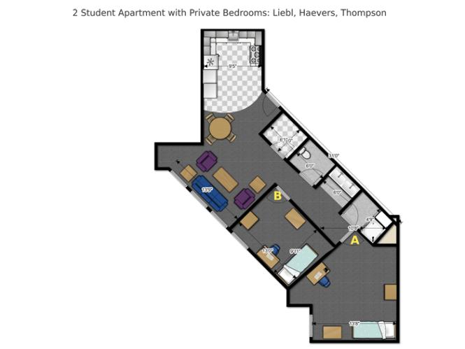 Floor Plans Housing Options