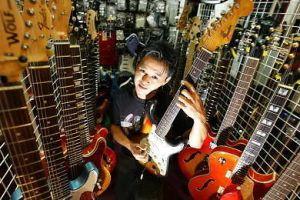 Goedkope beginners gitaren