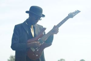 Blues op de gitaar