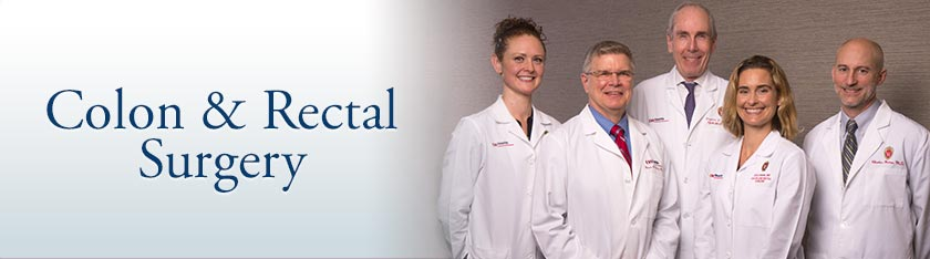 Colon and Rectal Surgery   UW Health   Madison. WI