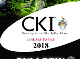 Pelican News-January to May 2018 Bulletin Volume 18 Issue 1University of the West Indies Mona Circle K International Club  featured image