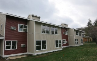 Golden Park Apartments Liberty, NY U.W. Marx Construction