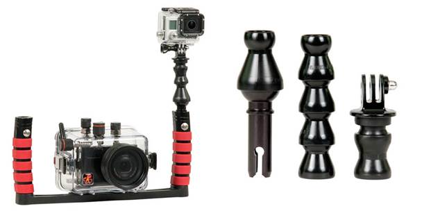 Ikelite Introduces Line of GoPro Accessories|Underwater
