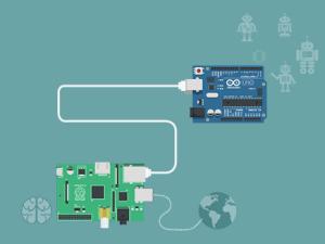 Connection Raspberry et Arduino