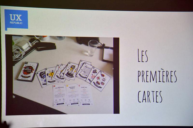 UXDAY 11 : Nos UX cards en avant première !