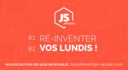 JS-Republic – Ré-inventer vos lundis !