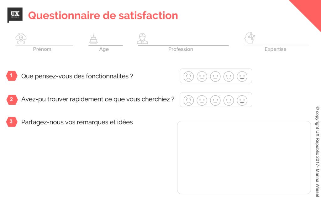 guerilla test_questionnaire satisfaction