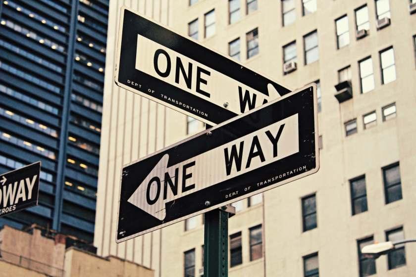choose a way