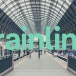 gare avec trains
