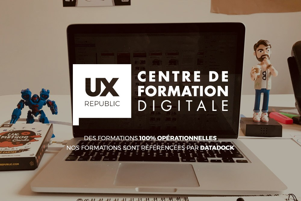 UX-Republic Centre de Formation Digitale Design Sprint