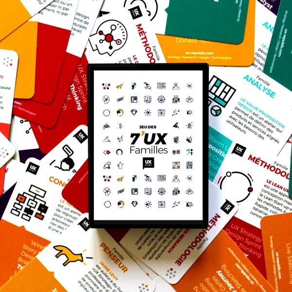 7'UX Family Cards