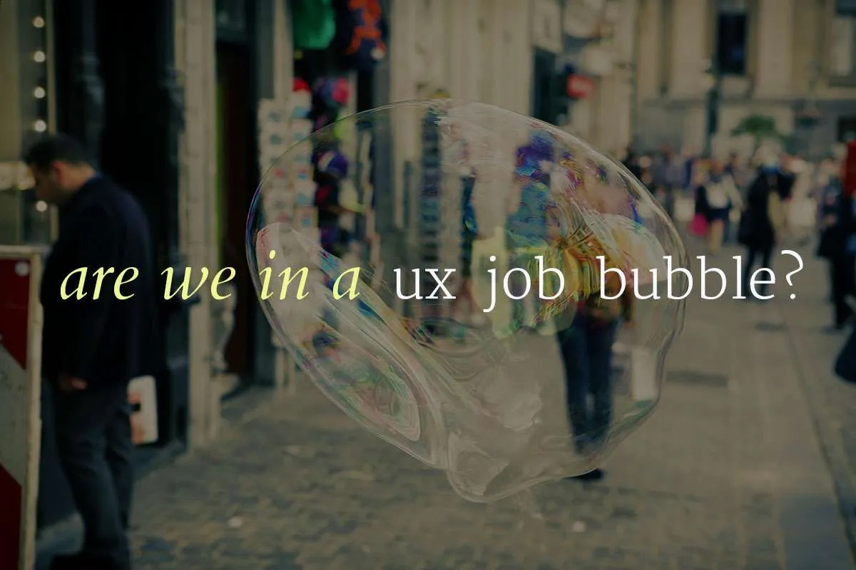 UX-Beginner-UX-Job-Bubble