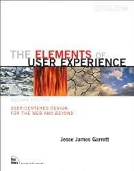 UX Beginner Reading List Book The Elements of User Experience Design