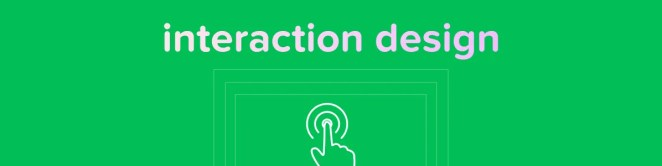 Interaction Design (IxD) section image