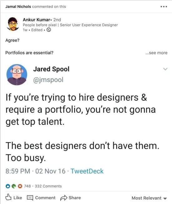 Linkedin Post #2