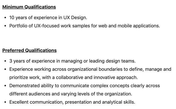 Google UX Lead - Image 2