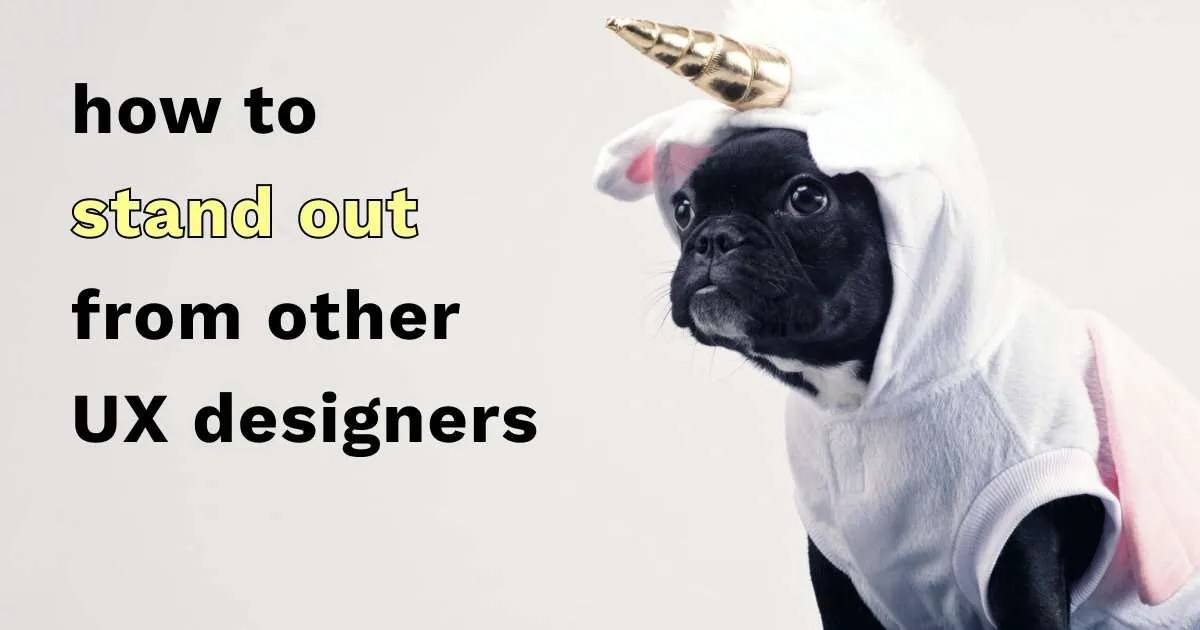 how-to-stand-out-from-other-ux-designers-differentiate-obsession-niche
