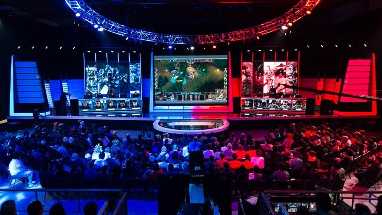 League of Legends has become a world leading E-Sport in recent years. Source : WikiMedia