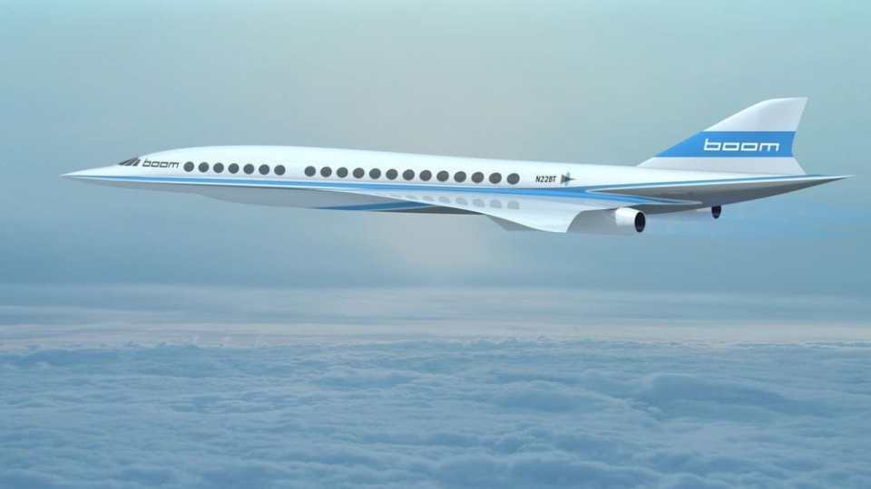 aircraft innovation supersonic