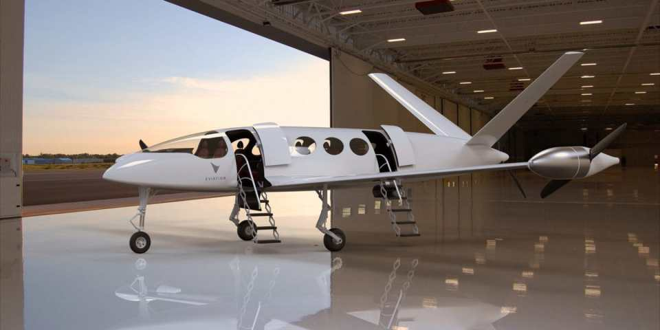 electric aircraft innovation